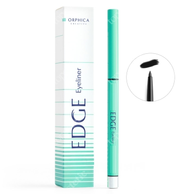 Orphica EDGE Eyeliner Kredka do oczu kolor czarny