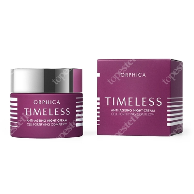 Orphica Timeless Anti-Ageing Night Cream Krem na noc 50 ml