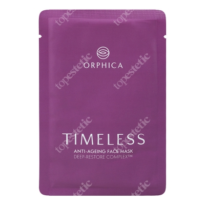 Orphica Timeless Anti-Ageing Face Mask Maska na twarz 1 szt