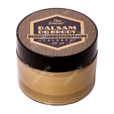 Pan Drwal Beard Balm Cologne Balsam do brody 45 g