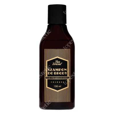 Pan Drwal Shampoo Cologne Szampon do brody 150 ml