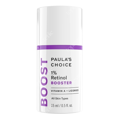 Paulas Choice 1% Retinol Booster Intensywna kuracja przeciwstarzeniowa z retinolem 15 ml