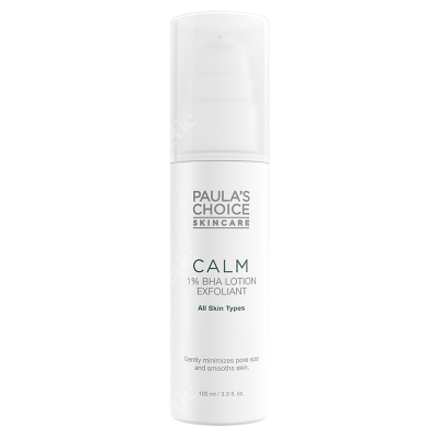 Paulas Choice Calm 1% BHA Lotion Exfoliant Balsam złuszczający do skóry wrażliwej 100 ml