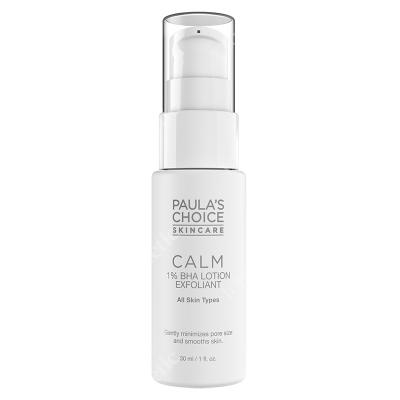 Paulas Choice Calm 1% BHA Lotion Exfoliant Balsam złuszczający do skóry wrażliwej 30 ml