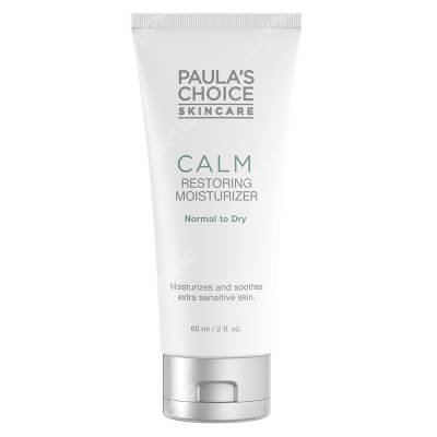 Paulas Choice Calm Restoring Moisturizer Krem nawilżający do skóry normalnej i suchej 60 ml
