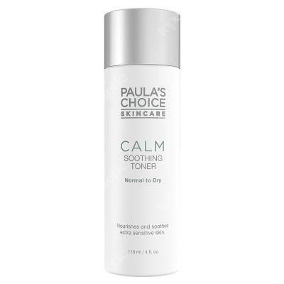 Paulas Choice Calm Soothing Toner Tonik łagodzący do skóry normalnej i suchej 118 ml