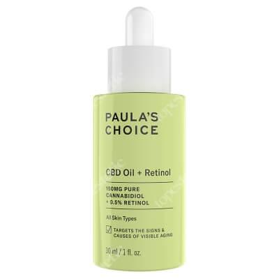 Paulas Choice CBD Oil + Retinol 0,5 % Olejek CBD z retinolem 30 ml