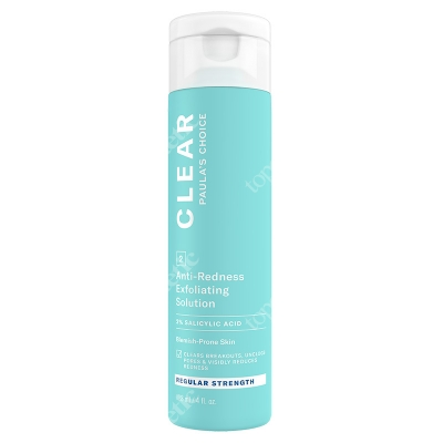 Paulas Choice Clear Anti Redness Exfoliating Solution Emulsja złuszczająca do skóry trądzikowej 2% BHA 118 ml