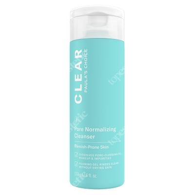 Paulas Choice Clear Pore Normalizing Cleanser Żel oczyszczający do skóry tłustej i trądzikowej 177 ml