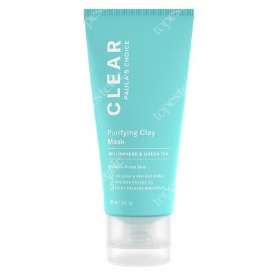 Paulas Choice Clear Purifying Clay Mask Glinka oczyszczająca 88 ml