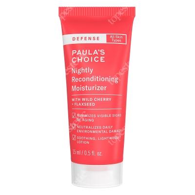 Paulas Choice Defense Nightly Reconditioning Moisturizer Krem na noc wzmacniający blask i oczyszczający skórę 15 ml