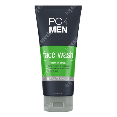 Paulas Choice Men Face Wash Żel oczyszczający do twarzy dla mężczyzn 177 ml