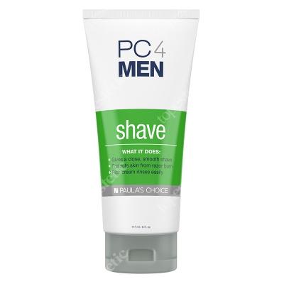 Paulas Choice Men Shave Krem do golenia zapobiegający podrażnieniom 177 ml