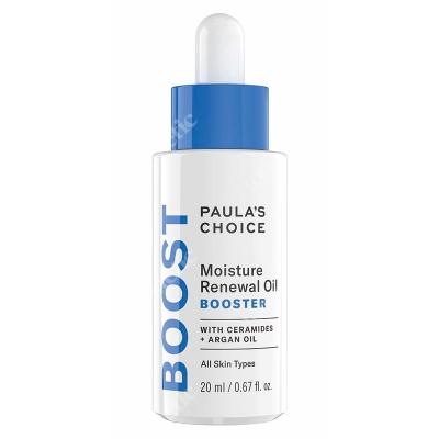 Paulas Choice Moisture Renewal Oil Booster Olejek silnie nawilżający do skóry bardzo suchej 20 ml