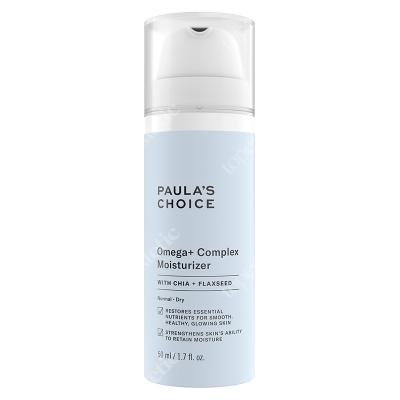 Paulas Choice Omega+ Complex Moisturizer Intensywnie odżywczy krem z kwasami Omega 3,6,9 dla skóry suchej 50 ml