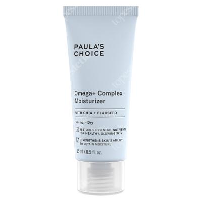 Paulas Choice Omega+ Complex Moisturizer Intensywnie odżywczy krem z kwasami Omega dla skóry suchej 15 ml