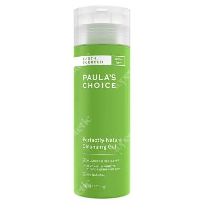 Paulas Choice Perfectly Natural Cleansing Gel Naturalny żel oczyszczający do twarzy 198ml