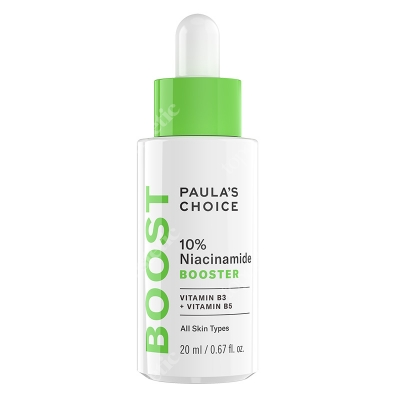 Paulas Choice Resist 10% Niacinamide Booster Serum z witaminą B3, 20 ml