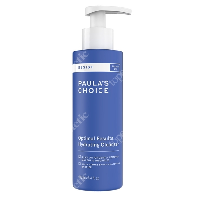 Paulas Choice Resist Optimal Results Cleanser Lotion oczyszczający do skóry suchej i wrażliwej 190 ml