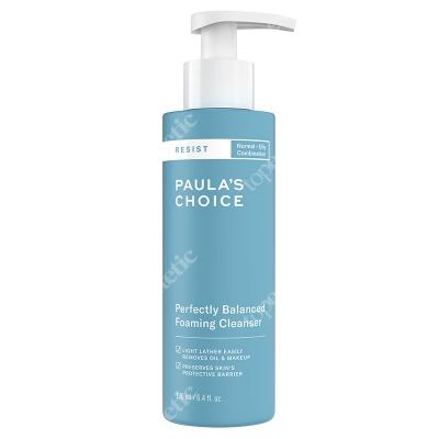 Paulas Choice Resist Perfectly Balanced Foaming Cleanser Pianka oczyszczająco-normalizująca 190 ml
