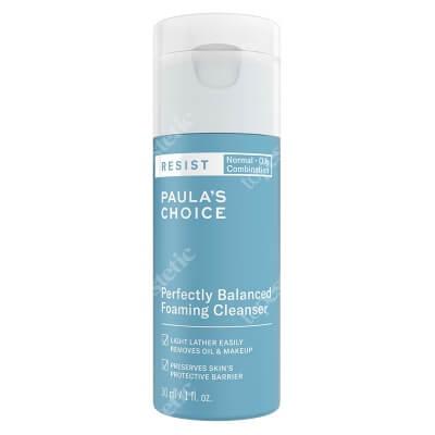 Paulas Choice Resist Perfectly Balanced Foaming Cleanser Pianka oczyszczająco-normalizująca 30 ml