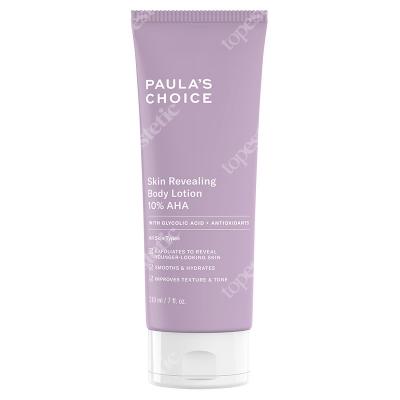 Paulas Choice Resist Skin Revealing Body Lotion 10% AHA Balsam intensywnie wygładzający do ciała 210 ml