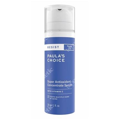 Paulas Choice Resist Super Antioxidant Serum Skoncentrowane serum przeciwstarzeniowe 30 ml