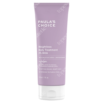Paulas Choice Resist Weightless Body Treatment 2% BHA Balsam złuszczający do ciała 210 ml