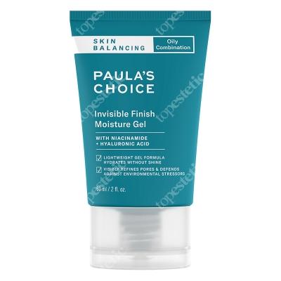 Paulas Choice Skin Balancing Invisible Moisture Gel Emulsja matująco-nawilżająca 60 ml