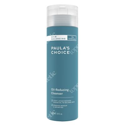 Paulas Choice Skin Balancing Oil Reducing Cleanser Płyn oczyszczający do skóry tłustej i mieszanej 237 ml