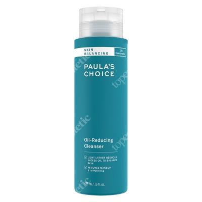 Paulas Choice Skin Balancing Oil Reducing Cleanser Płyn oczyszczający do skóry tłustej i mieszanej 473 ml