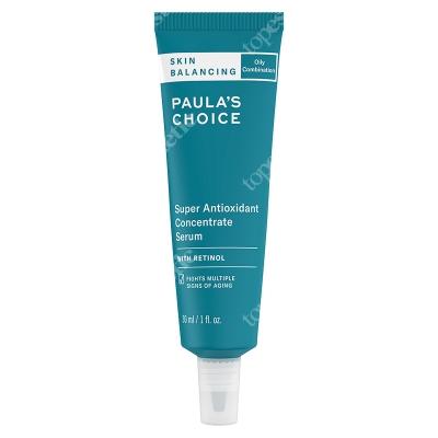 Paulas Choice Skin Balancing Super Antioxidant Serum Serum antyoksydacyjne z retinolem 30 ml