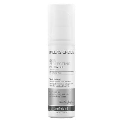 Paulas Choice Skin Perfecting 2% BHA Gel Żel złuszczający z 2% kwasem salicylowym 100 ml