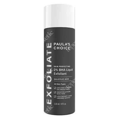 Paulas Choice Skin Perfecting 2% BHA Liquid Płyn złuszczający z 2% kwasem salicylowym 118 ml