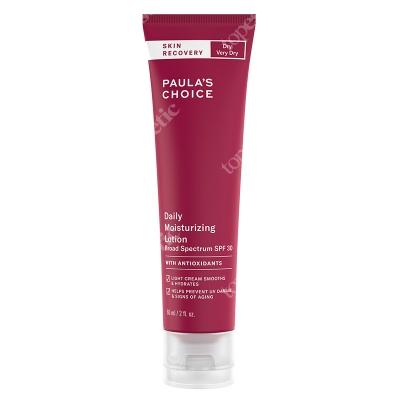 Paulas Choice Skin Recovery Daily Moisturizing Lotion SPF 30 Krem nawilżający z filtrem do skóry suchej i bardzo suchej 60 ml