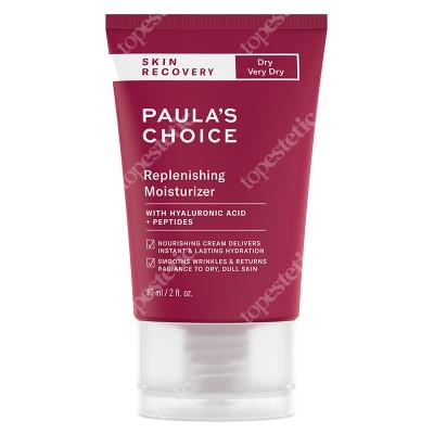 Paulas Choice Skin Recovery Replenishing Moisturizer Krem odżywczo-regenerujący do skóry suchej i bardzo suchej 60 ml