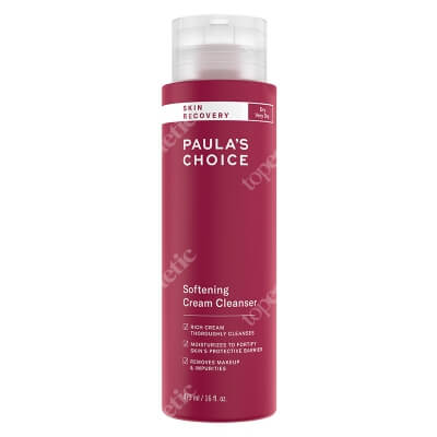 Paulas Choice Skin Recovery Softening Cream Cleanser Kojący płyn oczyszczający do skóry suchej i wrażliwej 237 ml