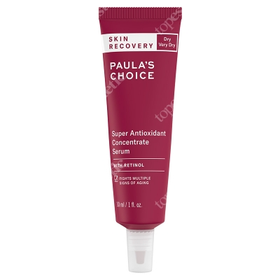 Paulas Choice Skin Recovery Super Antioxidant Serum Serum rewitalizujące z retinolem 30 ml