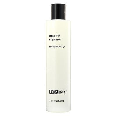 PCA Skin BPO 5% Cleanser Kremowa emulsja antybakteryjna 206,5 ml