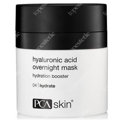 PCA Skin Hyaluronic Acid Overnight Mask Intensywnie odmładzająca i nawilżająca maska do stosowania na noc 51 g