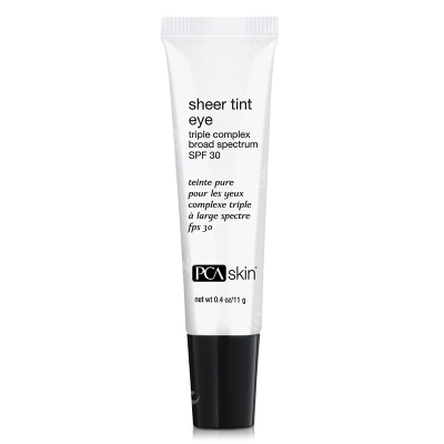 PCA Skin Sheer Tint Eye SPF 30 Preparat do pielęgnacji i ochrony okolic oka 11 g