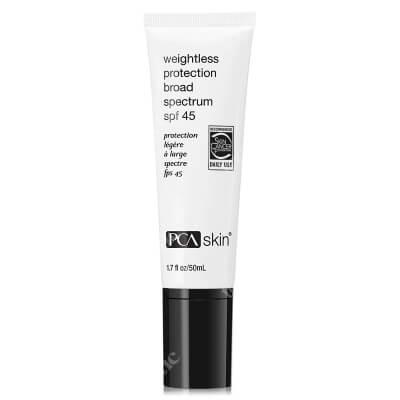 PCA Skin Weightless Protection Broad Spectrum SPF 45 Filtr ochronny 50 ml