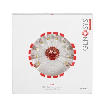 Genosys Peeling Revitalizujący SRS Koktajl kwasów AHA 10 x 2 ml