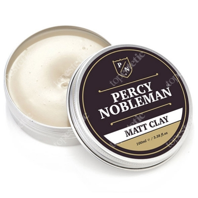 Percy Nobleman Matt Clay Pasta do włosów 100 ml