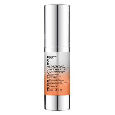 Peter Thomas Roth Potent C Power Eye Cream Rozjaśniający krem pod oczy 15 ml
