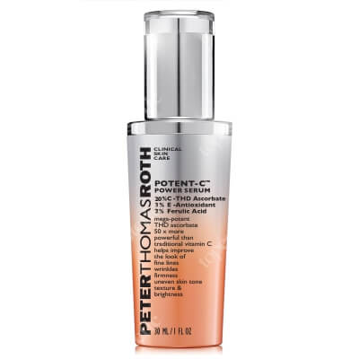 Peter Thomas Roth Potent C Power Serum Serum rozjaśniające 30 ml