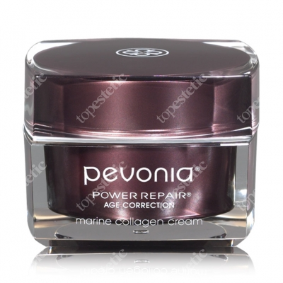 Pevonia Age-Defying Marine Collagen Cream Power Repair Krem z kolagenem morskim 50 ml