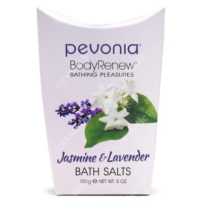 Pevonia Bath Salts Jasmine & Lavender Sole do kąpieli Jaśmin & Lawenda 150 ml