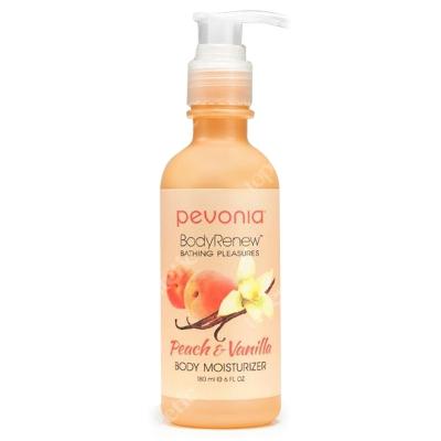 Pevonia Body Moisturizer Peach & Vanilla Balsam do ciała Brzoskwinia & Wanilia 180 ml