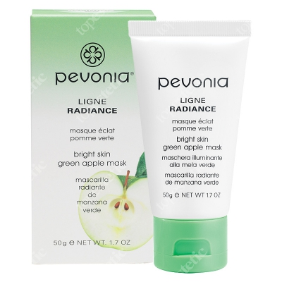 Pevonia Bright Skin Green Apple Mask Maska do twarzy